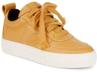 Helmut Lang Low Top Leather Sneaker