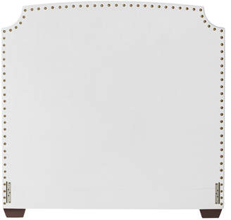 Serena & Lily Tall Fillmore Headboard with Nailheads