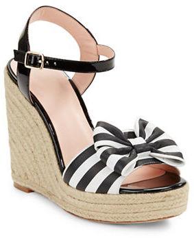 Kate SpadeKate Spade New York Darya Wedge Sandals