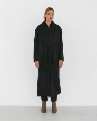 Modern Heritage Nehera Black Wool Cabiny Coat
