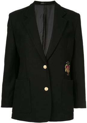 Burberry Pre-Owned long sleeve jacket