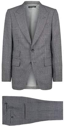 Shelton Check Suit