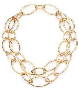 Marquis Vhernier Pop 18K Rose Gold Chain Necklace