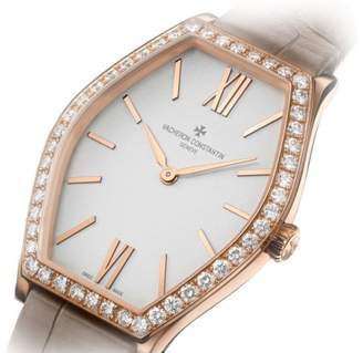 Vacheron Constantin Malte Quartz Watch $22,400 thestylecure.com