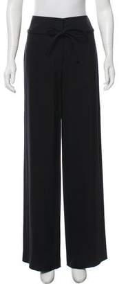 Christian Dior High-Rise Crepe Pant