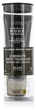 Alterna NEW Stylist 2 Minute Root Touch-Up Temporary Root Concealer - # Black