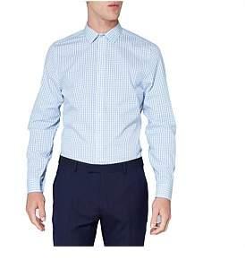 Ben Sherman Ls Stripe Gingham Camden Shirt