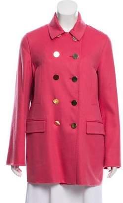 Loro Piana Cashmere Double-Breasted Jacket