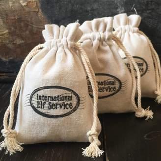 International Elf ServiceTM Christmas Gift Bags