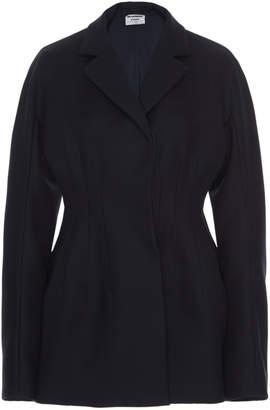 Jil Sander Garibaldi Wool Jacket