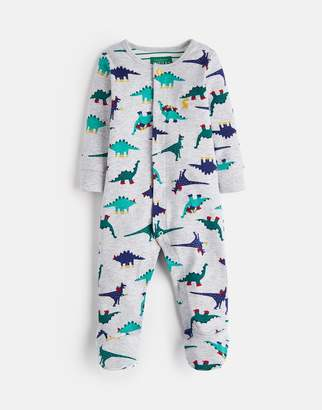 Joules Clothing Ziggy Printed Babygrow
