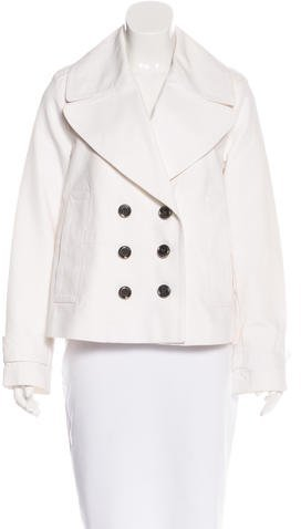 Burberry Burberry Double-Breasted Casual Jacket
