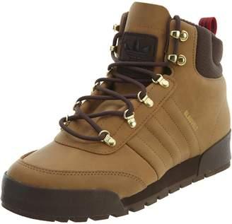 adidas Men's Jake Boot 2.0: High Top (Mesa/Brown/Gum, Size 10.5)