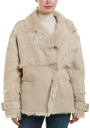 IRO Zehner Leather Jacket