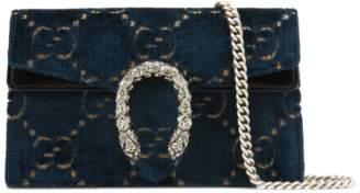 Gucci Dionysus GG Blooms super mini bag