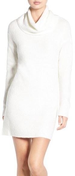 BB Dakota 'Collins' Ribbed Sweater Dress