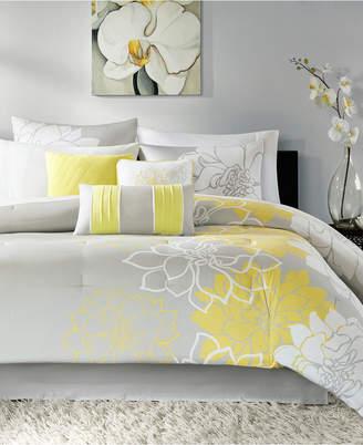 Madison Park Lola 7-Pc. California King Comforter Set Bedding