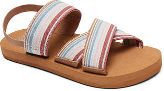 Roxy Cove Toddler & Youth Sandal - Girl's