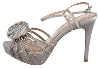 Pour La Victoire Hollyn Embellished Sandals