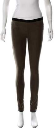 Helmut Lang HELMUT Low-Rise Skinny Pants