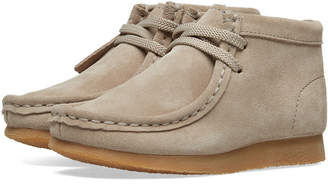 Clarks Children's Wallabee Boot