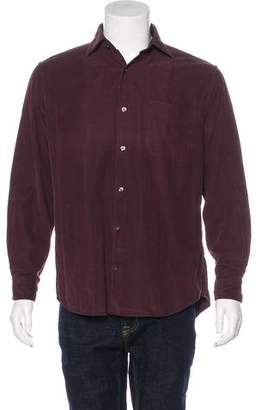 Hartford Corduroy Button-Up Shirt