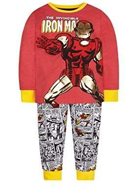 Mothercare Marvel Iron Man Pyjamas,(Manufacturer Size:104)
