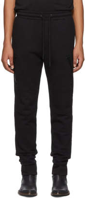 Diesel Black P-Gary Lounge Pants