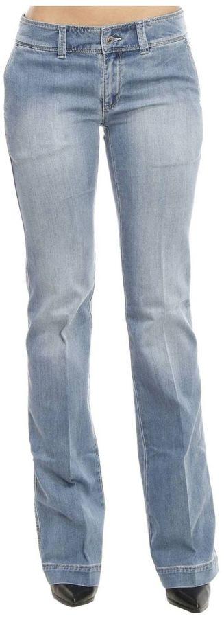 Armani JeansPants Denim Used Stretch