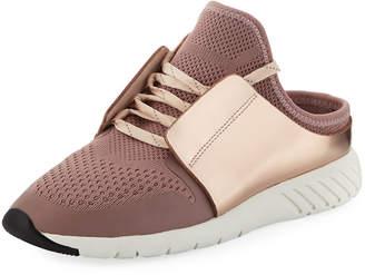Dolce Vita Braun Knit Sneakers Mule