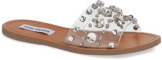 Steve Madden Regent Embellished Slide Sandal