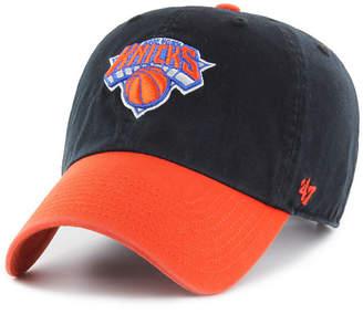 '47 New York Knicks 2-Tone Clean Up Cap