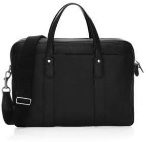 Dunhill Hampstead Leather Brief Case