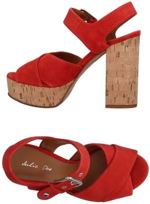 Julie Dee JD Sandals - Item 11354248