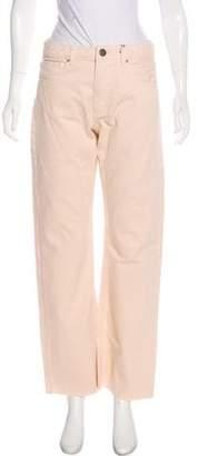 Raey Mid-Rise Wide-Leg Jeans