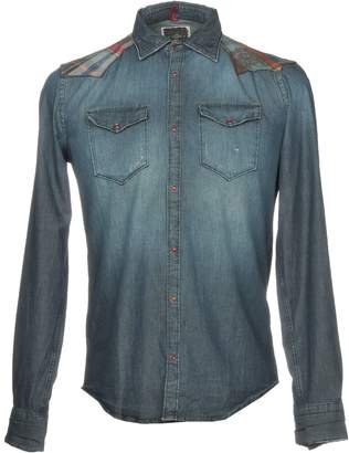 Aglini Denim shirts