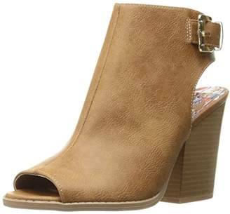 Qupid Women's Barnes-38a Ankle Bootie