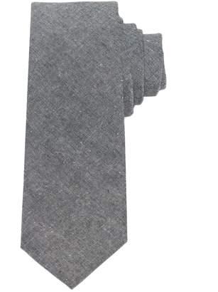 Chaps Men's Linen-Blend Patterned Tie