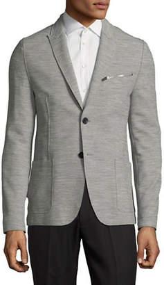 HUGO Aprino Wool-Blend Blazer