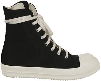Drkshdw Lace Up Hi-top Sneakers
