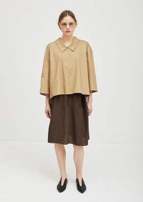 Ter Et Bantine Wool Striped Skirt