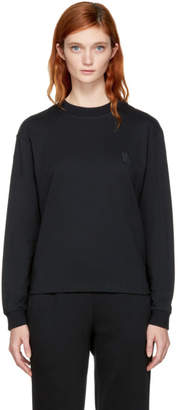 Nike Black Essentials Mock Neck Sweatshirt