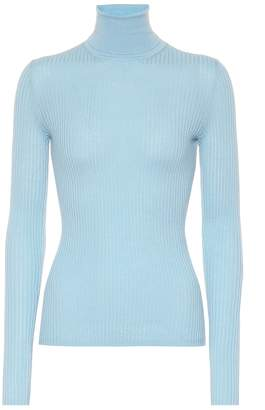 Gabriela Hearst Peppe cashmere and silk sweater
