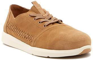 Toms Del Rey Suede Sneaker