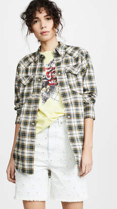 Etoile Isabel Marant Divana Button Down Shirt