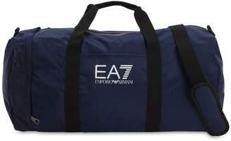 d419616f64128d Emporio Armani Ea7 Train Prime Gym Bag W/ Shoe Compartment