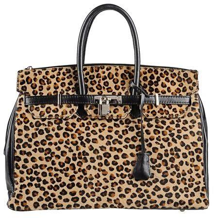 CLASSE REGINA Large leather bag