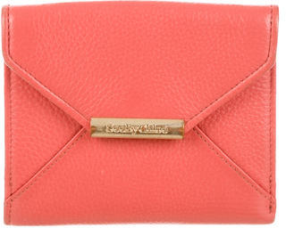 See By Chloe See by Chloé Leather Logo Wallet
