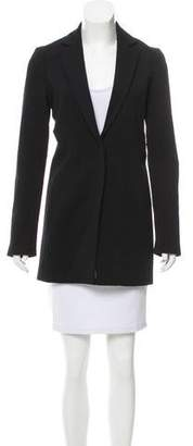 Elizabeth and James Long Textured Jacket w/ Tags
