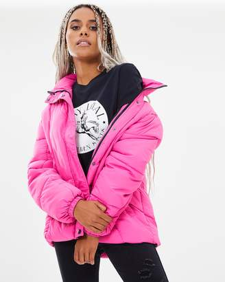 Missguided Ultimate Oversized Puffer Jacket